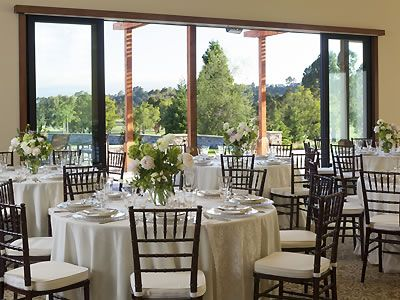 Host your wedding at a venue where every seat has a gorgeous views, like The Clubhouse at Peacock Gap in San Rafael CA  http://www.peacockgapclubhouse.com/request-info