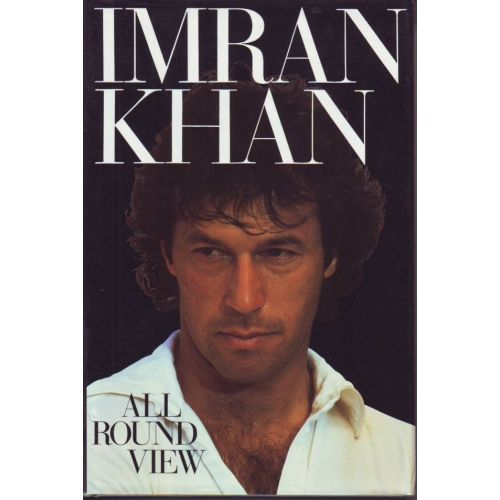 All Round View by Imran Khan SIGNED
