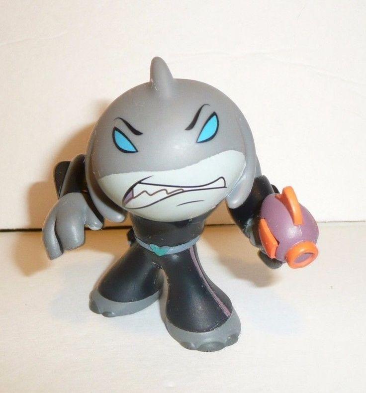Captain Gantu Figure Lilo and Stitch Disney Shark Funko Vinyl Toy Figurine 2015 #FunkoDisney