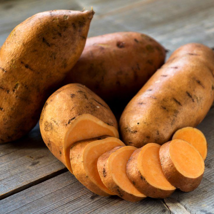 Sweet Potato Nutrition Facts and Benefits by @draxe