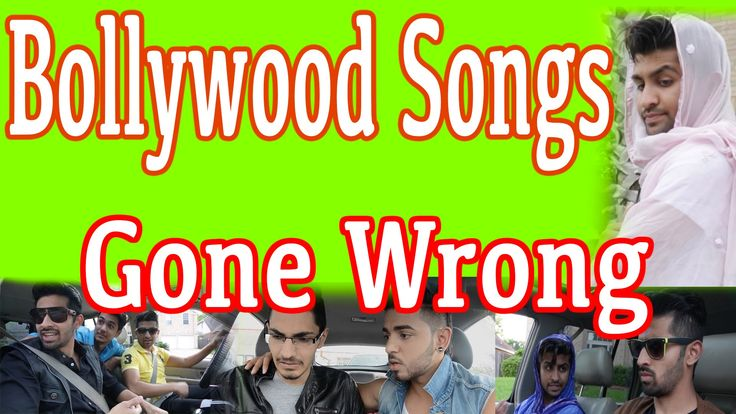 Bollywood Songs Gone Wrong- DhoomBros