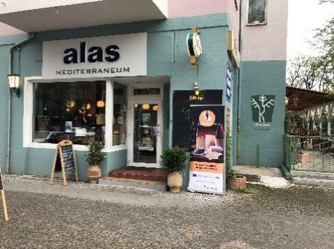 Authentico @ Berlin, Alas restaurant!