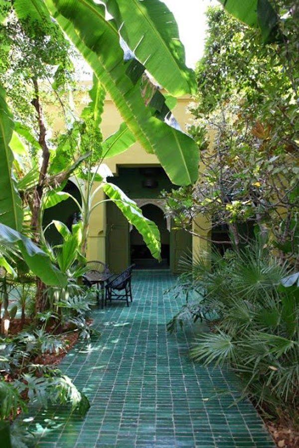 Le Jardin - Marrakesh