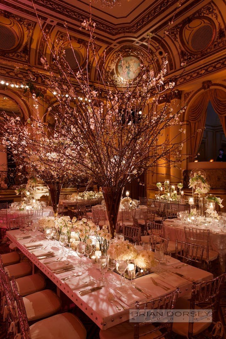 This springtime New York wedding at The Plaza Hotel is our definition of luxury! See photos by Brian Dorsey Studios.