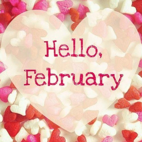 Welcome February 2016!