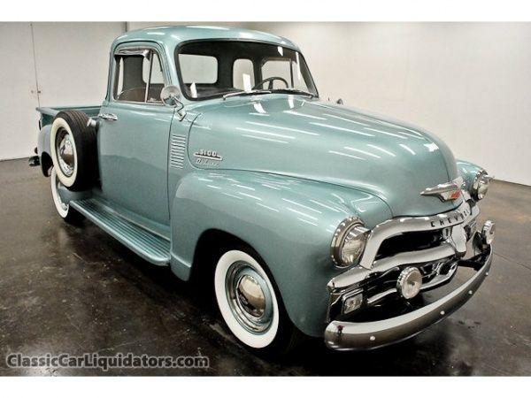 54 Chevy 3100 Pickup