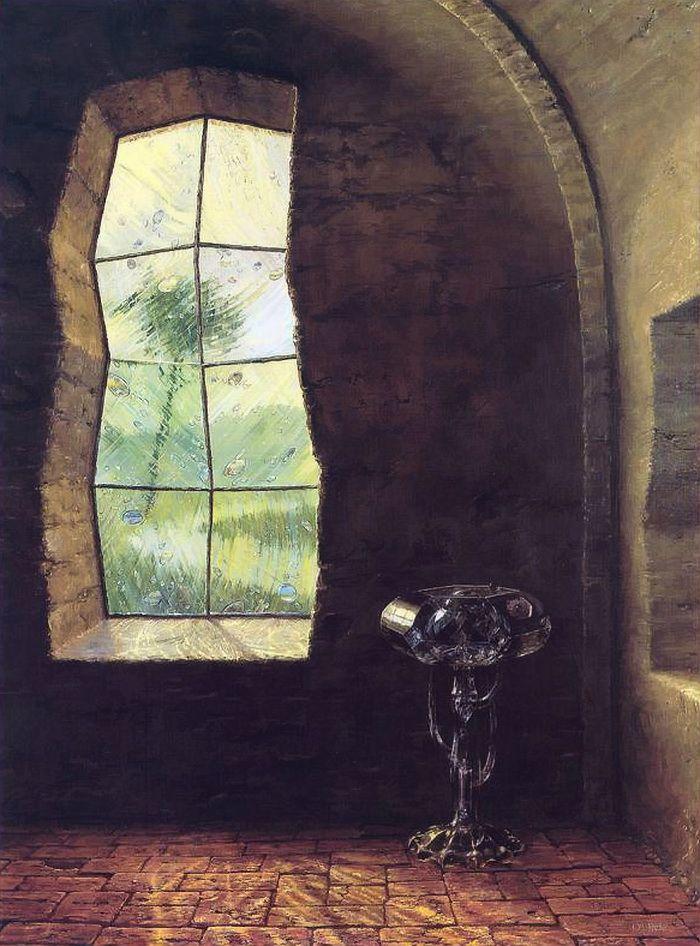 Otto Frello - I hver boble i vinduet er der den samme udsigt, men med forskelligt scenarie!