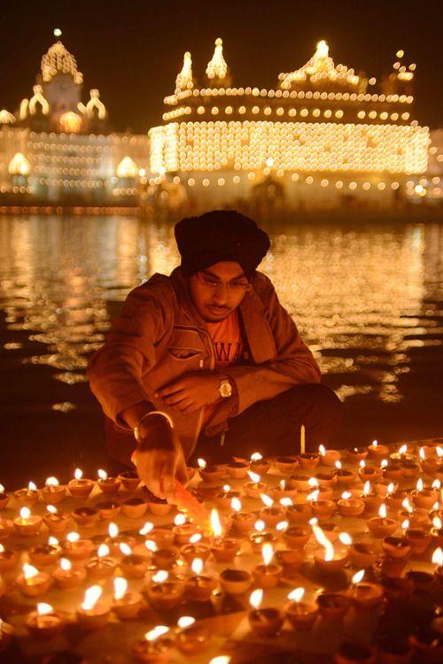 Diwali Around the World   Amristar, India