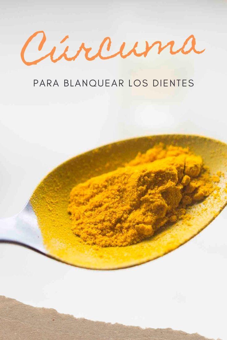 Cúrcuma Para Blanquear Los Dientes Pasta Dental Pasta Dental Casera Pasta De Dientes Natural Blanquear Dientes Casero