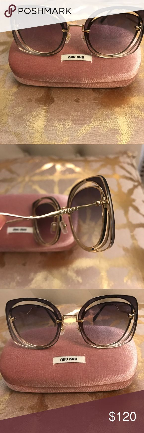 Frameless Glasses Lenscrafters : 25+ best ideas about Miu miu glasses on Pinterest ...