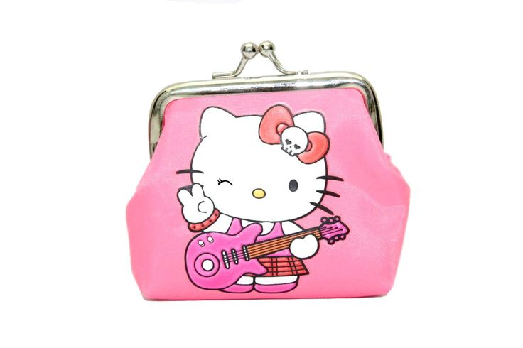 Hello Kitty Coin Pouch Small D Rp 50.000