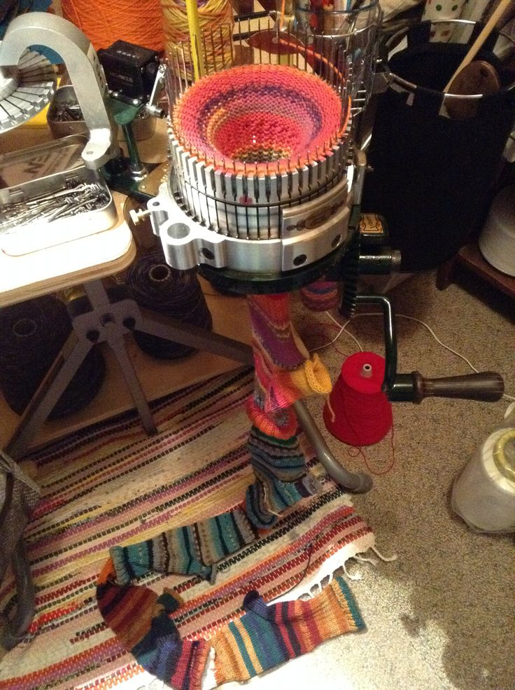 csm knitting machine
