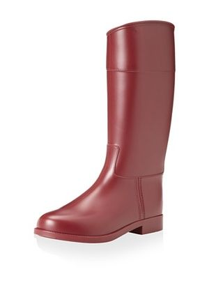 50% OFF igor Kid's Carla Nina Rain Boot (Burdeos)