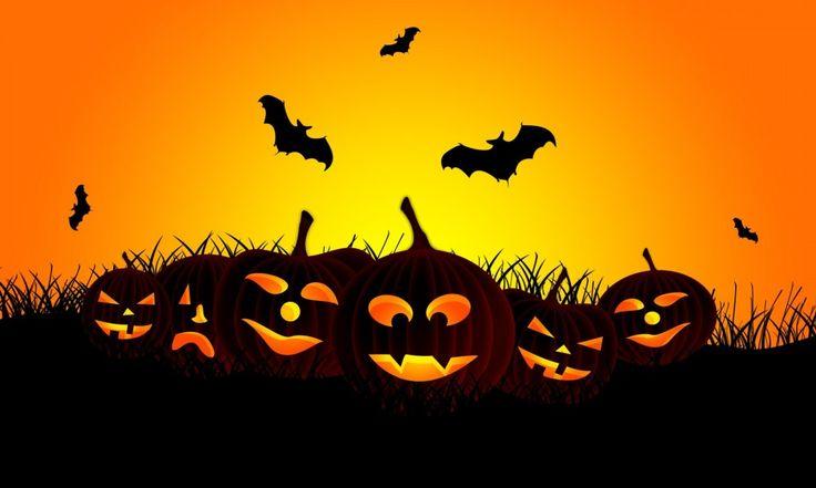 All Hallows Even (Вечер всех святых), или Hallowe'en