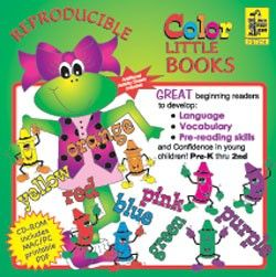 Color Reproducible CD-ROM  | Frog Street Press