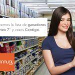 """Venezuela: tenemos la lista de ganadores de tabletas Artex 7"""" y vasos Contigo. ÚLTIMO especial 2014."""