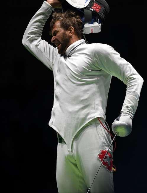 Olympische Spiele: Schweizer Hoffnung auf Gold liegt im Fechten - Blick