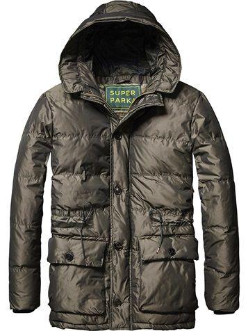Куртка утеплённая scotch&soda  (арт. 132.1404.0910001.99) |  в интернет-магазине