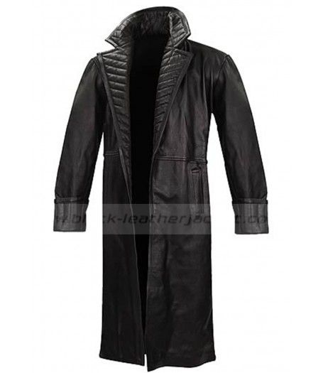 Nick Fury Trench Coat for sale at Discounted Price $289.00 from Movie The Avengers Leather Jacket role as Samuel L. Jackson get free shipping worldwide. #NickFuryTrenchCoat #NickFury #SamuelLJackson #TheAvengers #Movie #Fashion #Costumes #Halloween #Cosplay #Celebrity #HalloweenCostumes #Outfit #TrenchCoat #LeatherJacket #Jacket