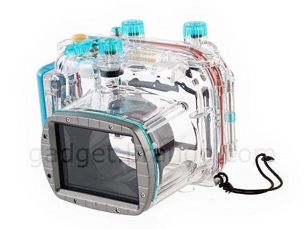 Waterproof camera case for iPhone 4...yes please!!!!