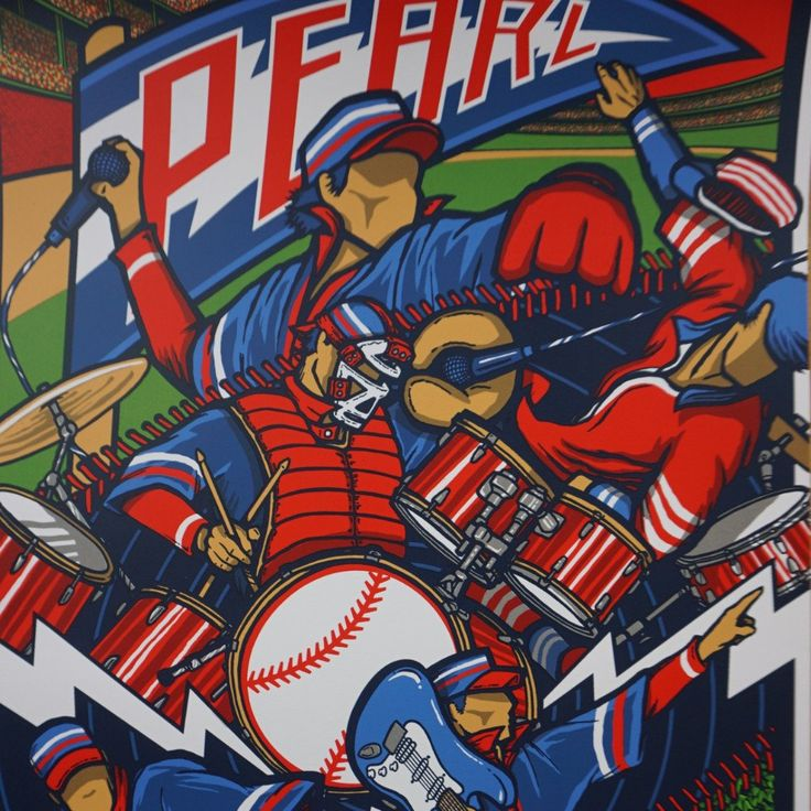 103 best Pearl Jam Posters images by Sold Out Posters on Pinterest ...