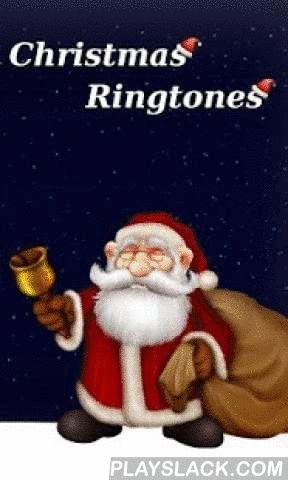 "Christmas & New Year Ringtones  Android App - playslack.com ,  Free New Year, Christmas Ringtones!!!Christmas Ringtones is a free application by which One can personalize the phone's sound.Sounds are divided into various category.Holidays are coming! Get ready for Christmas and for New Year. Awesome Christmas songs are for your android mobile (Samsung galaxy S4 , Nexus, Xiomi, HTC etc). download this ""Christmas ringtones free"" app you will find Christmas category list and you can pick your…"