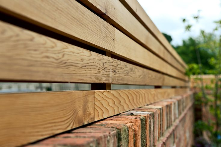 48 Best Images About Fence Inspiration On Pinterest