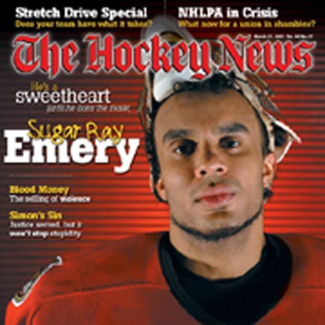 The Hockey News, 34 issues for 1 year