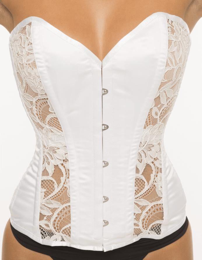Best 25 lace corset ideas on pinterest corsets corset for Wedding dress corset bra