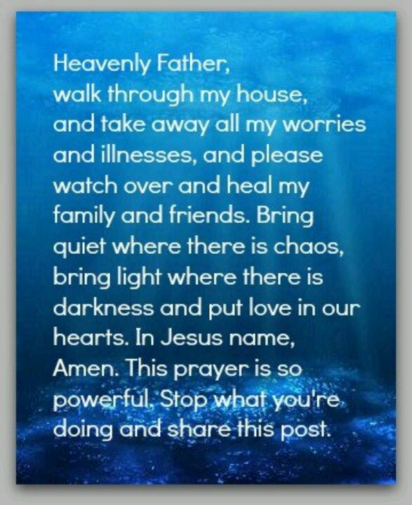 Heavenly father... | Cool sayings & the like | Pinterest