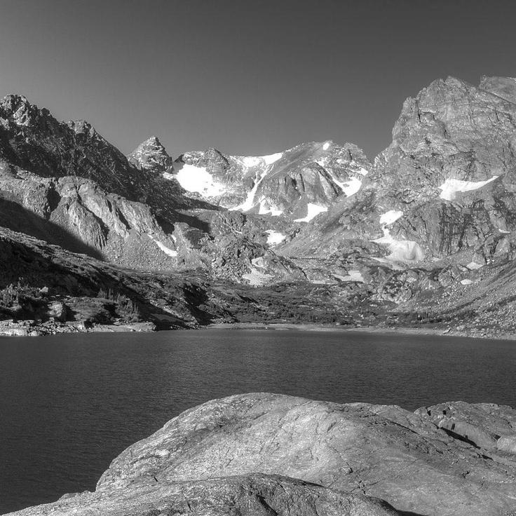 Photo by Craig Stevens - Lake Isabelle - above Boulder, CO