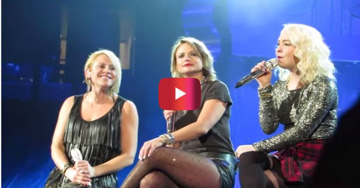 Being Miranda Lambert's bestie has its perks.