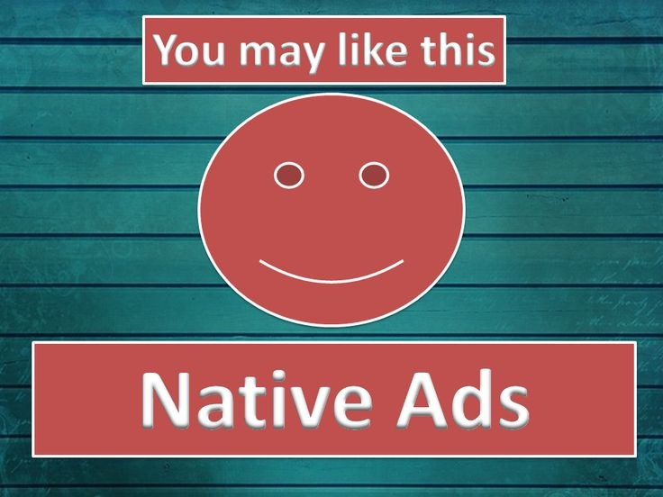 what is native ads