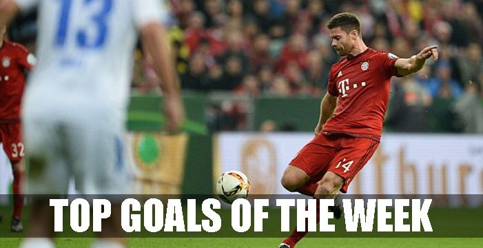 Watch this video compilation of the Top Goals Of The Week – http://ow.ly/W3BtK #goals #soccer