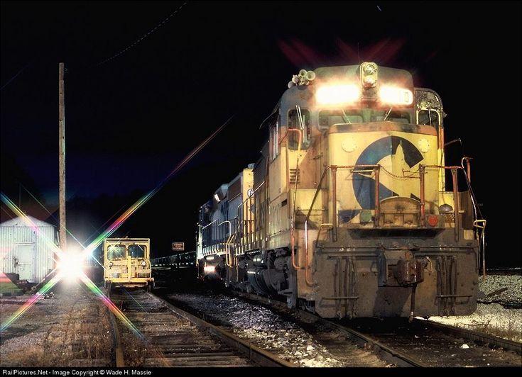 RailPictures.Net Photo: CSXT 4210 CSX Transportation (CSXT) EMD GP30M at Bayard, West Virginia by Wade H. Massie