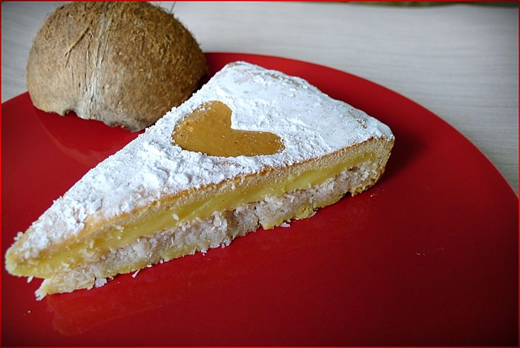 Tourment d'Amour (Agony of Love) dessert from Saint Kitts and Nevis