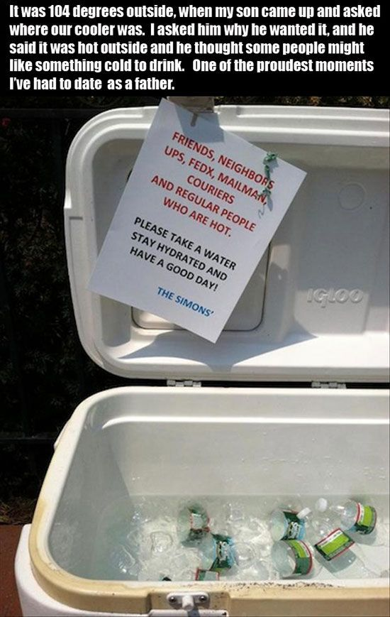 Best Random Acts Of Kindness Images On Pinterest Random Acts - 22 random act of kindness from kids that will restore your faith in humanity 3 made my day
