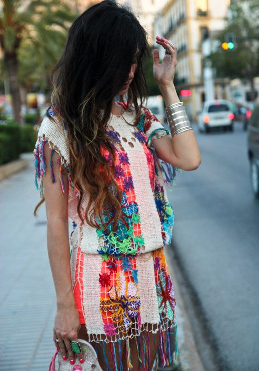 Modern Boho, Bohemian, Gypsy, Hippie, Jewellery, Aztec, Tribal, Style, fashion, look, festival,