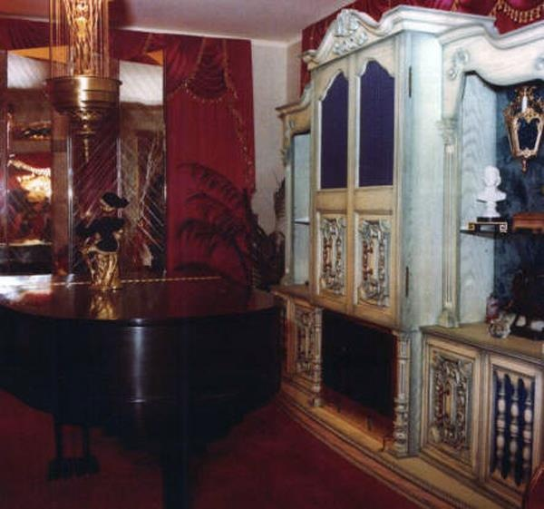 1000 Images About Graceland On Pinterest Jungle Room