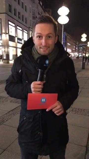 """Dominik Koislmeyer von Radio ENERGY berichtet live aus München über """"Der Schatz der Geissens - Deutschland sucht!"""", heute ab 20:15 Uhr bei RTL 2."""