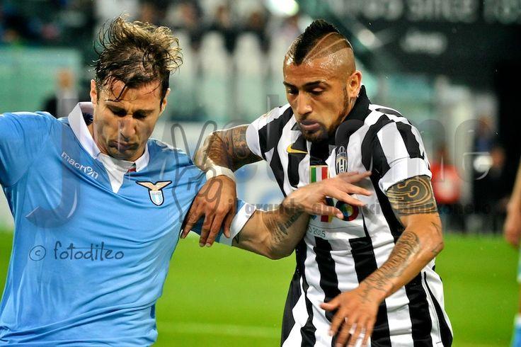 Pre partita Juventus-Lazio, Coppa Italia