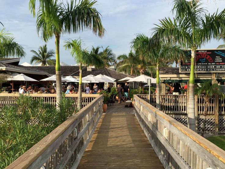 Jimmy B's Beach Bar Beach Entrance in 2019 Beach bars