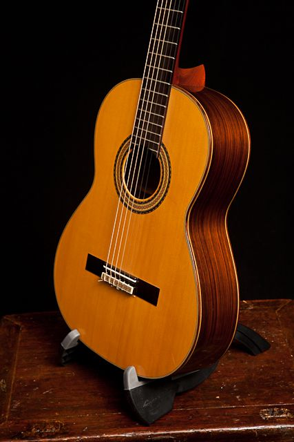 Toshihiko Nakade Classical Guitar, master 20 for sale