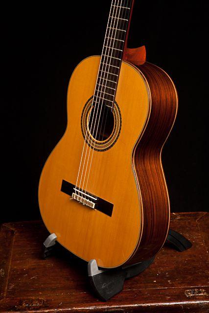 Toshihiko Nakade Classical Guitar, master 20 for sale