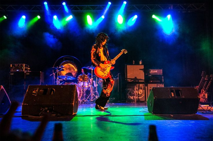 Ramble on: Led Zeppelin tribute band Zoso rocks out in Carlisle | PennLive.com