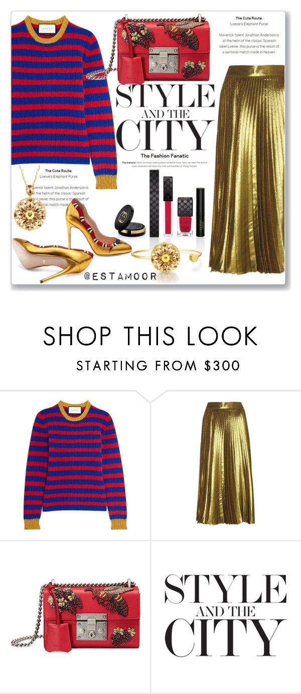 """""""gucci"""" by estamoor on Polyvore featuring мода и Gucci"""