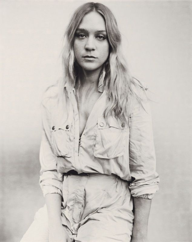 SELF SERVICE N° 26  Chloé Sevigny  Photography: Paolo Roversi  Styling: Suzanne Koller
