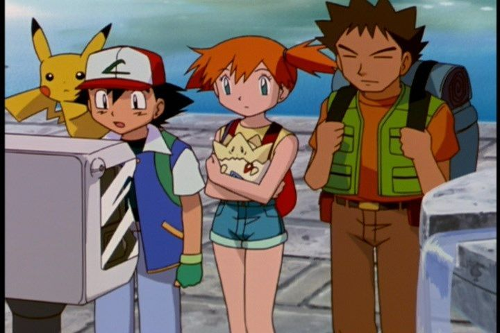 Pokemon 4ever Celebi Voice Of The Forest In 2020 Pokemon Ash And Misty Pokemon Ash And Misty