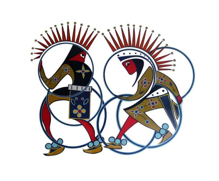 Eddy Cobiness - Native American art