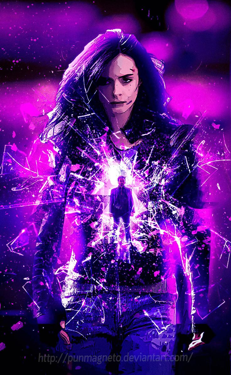 Jessica Jones by  Phumiphat Chupun